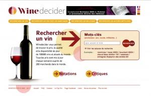 Wine Decider