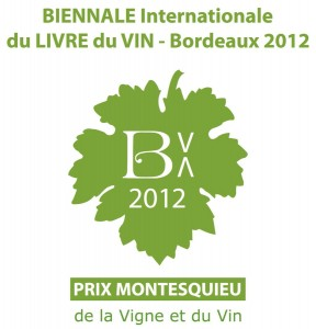 Biennale Internationale du Livre du Vin 2012