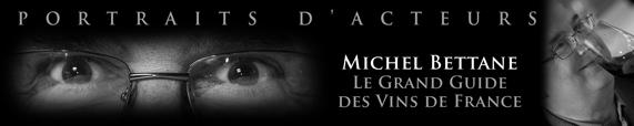 Portrait Michel Bettane