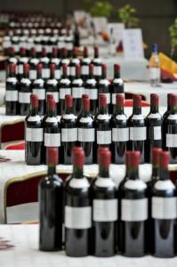 Concours Bordeaux Vins d'Aquitaine 2012
