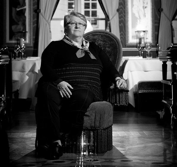 Portraits d'acteurs : Madeleine Marchand