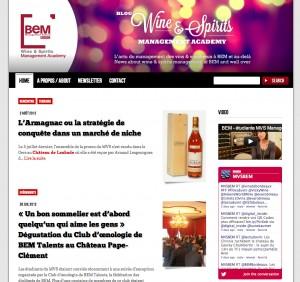 Blog Wine & Spirits