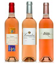 Bordeaux Rosé Juin 2012