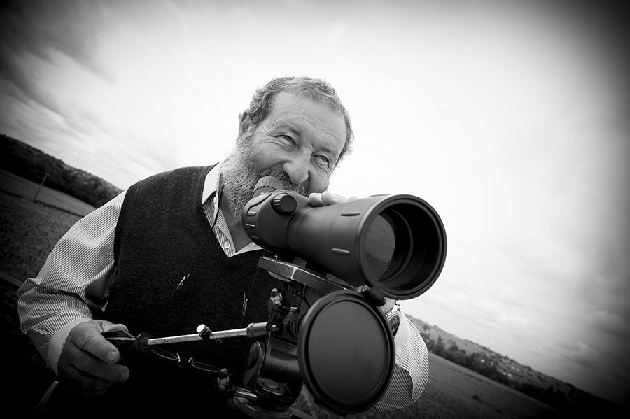 Portraits d'acteurs : Pascal Delbeck