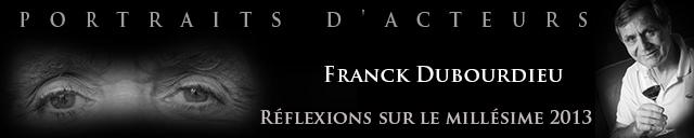 Bandeau Franck Dubourdieu