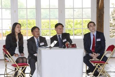 Conférence Li Xinshi Mai 2014