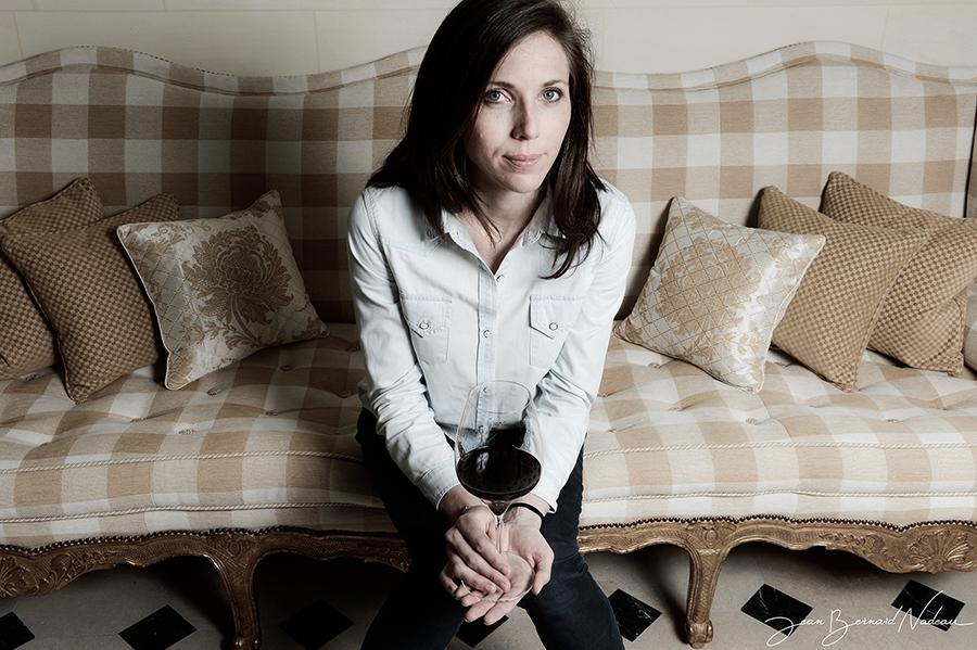 Portrait d'acteur : Caroline Frey
