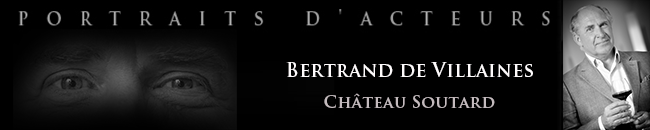 Portrait Bertrand de Villaines