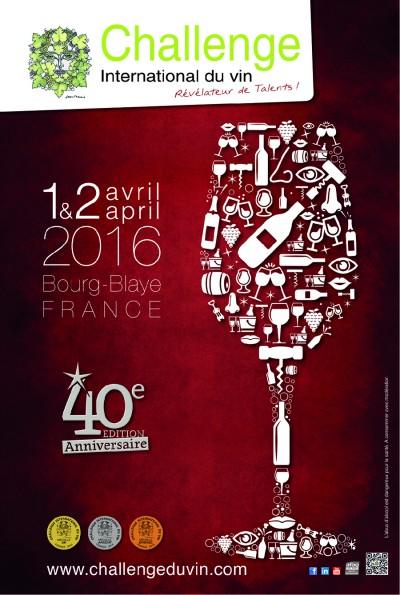 2015 Challenge International du Vin