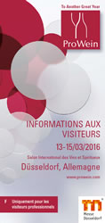 prowein-16-guide