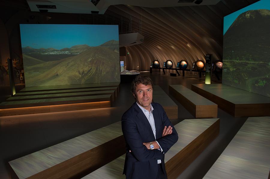 Philippe Massol, Directeur de la Cité du Vin de Bordeaux