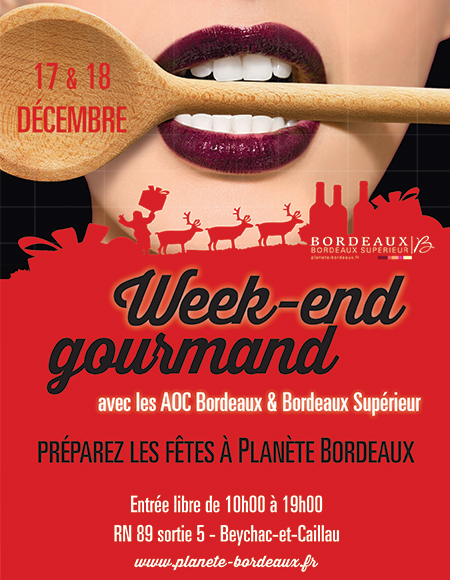 Week end Gourmand 2016