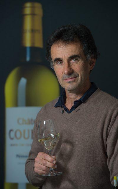 Dominique Forget, directeur du Château Couhins