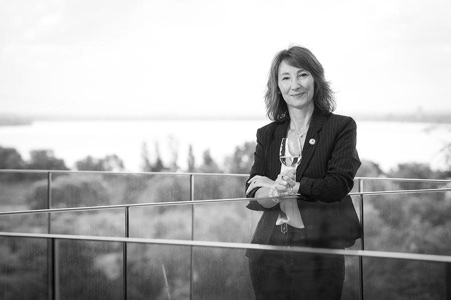 Portrait Lydia Heraud, Vitireve, Conseil Régional