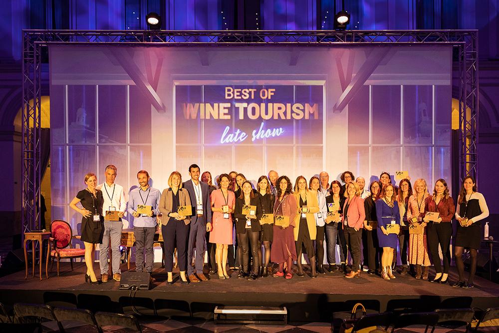 Oenotourisme : Palmarès 2021 Best of Wine Tourism International